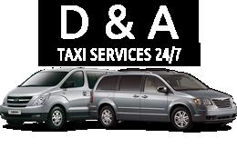 D & A Taxi Service 24/7